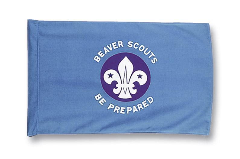 1013157 Beaver Flag