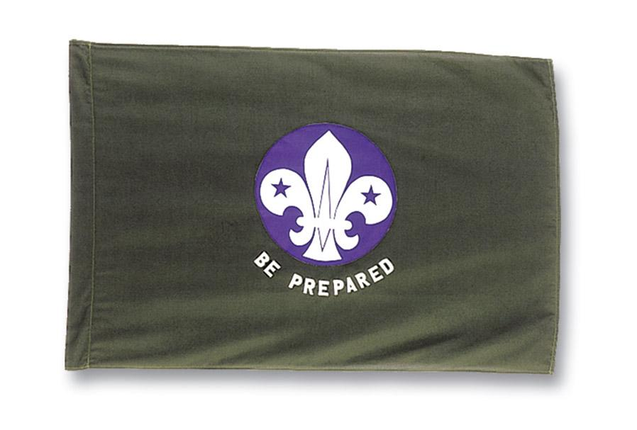 835510 Scout Flag